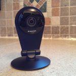 Dropcam Pro Review - Home Surveillance Camera Front View