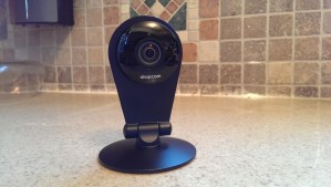 Dropcam Pro Review - Home Surveillance Camera Front View