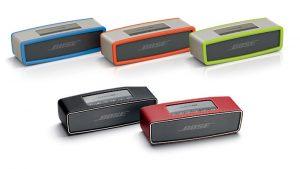 Bose SoundLink Mini Bluetooth Wireless Speaker - G Style Magazine - Soft covers