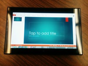 Nokia Lumia 2520 : Windows 8 Tablet Review