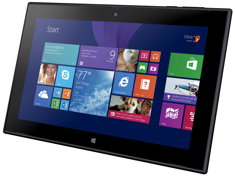 Lumia 2520 Black Nokia Lumia 2520 : Windows 8 Tablet Review