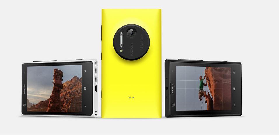 Nokia Lumia 1020 Smartphone Review - Windows Phone 8