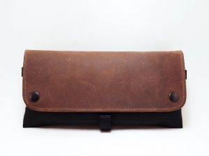 PS Vita CitySlicker Case - Waterfield Designs - SF Bags - PlayStation Vita Suede