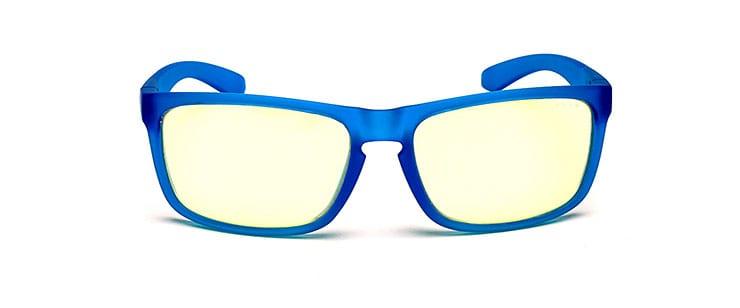 Gunnar Intercept Color Collection Eyewear- Gunnar Optiks- cobalt