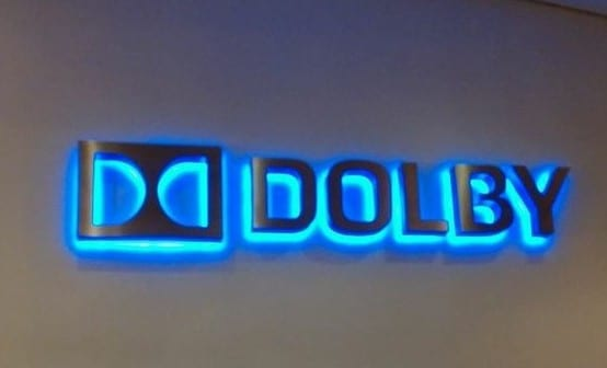 Dolby Labs Logo