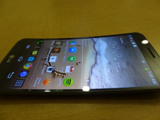 LG G Flex Smartphone Review - Curve 2 - G Style Magazine