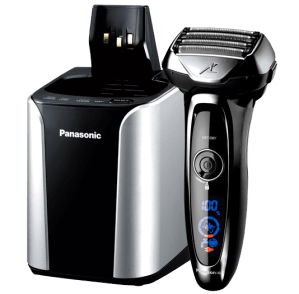 Panasonic Arc 5 Wet / Dry Electric Shaver - Review -Base