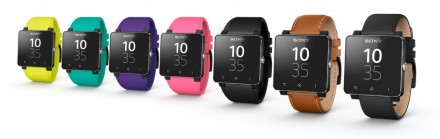 Sony SmartWatch 2 Review - G Style Magazine - Different Color Wrist Bands