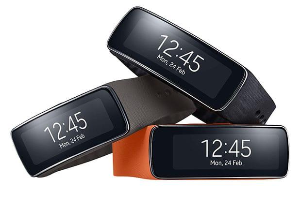 Samsung Gear Fit - MWC 2014 - G Style Magazine