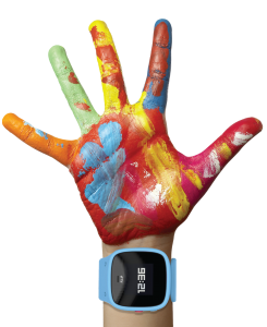 FiLIP Wearable Smart Locator for Children On Wrist