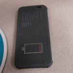 HTC One M8 Dot View Case (1)