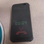 HTC One M8 Dot View Case (5)