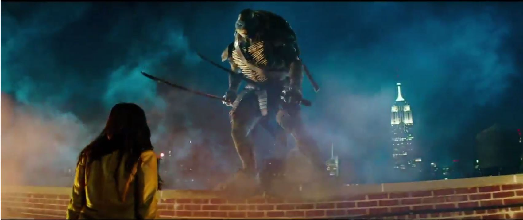 Teenage Mutant Ninja Turtles Official Trailer G Style Magazine