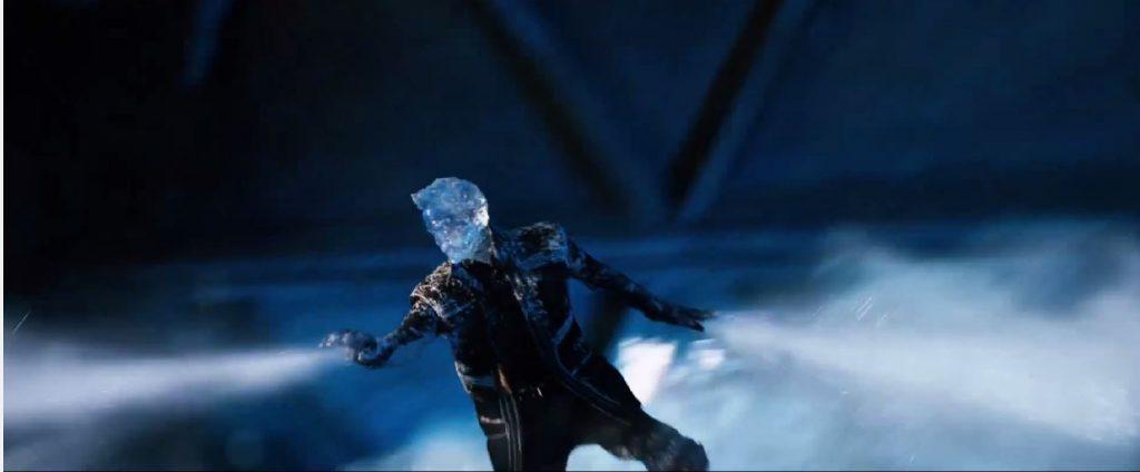 X-Men Days of Future Past Iceman