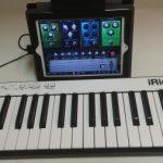 iRig Keys Pro AmpliTube iPad Case - G Style Magazine