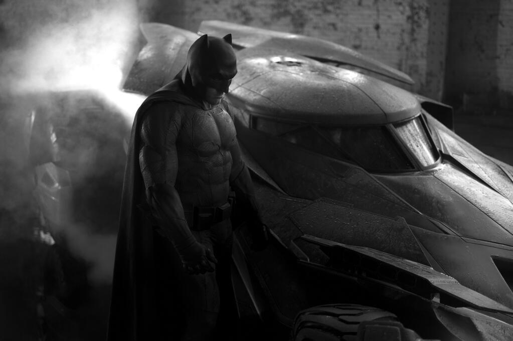 Batman Zack Synder teaser