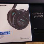 Bose SoundTrue Over Ear Headphones [Review] - Open
