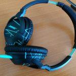 Bose SoundTrue Over Ear Headphones [Review] - Ear cup / Ear Pad / Headband