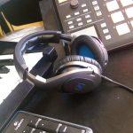 Sennheiser HD6 MIX Headphones - Side View