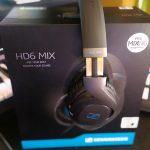 Sennheiser HD6 MIX Headphones - Side / Box 1