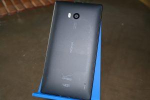 Nokia Lumia Icon Back