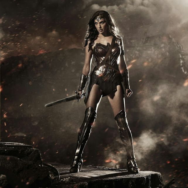 Wonder Woman Gal Gadot BvS