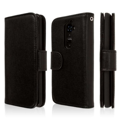 Empire Klix Closed LG G2 Wallet