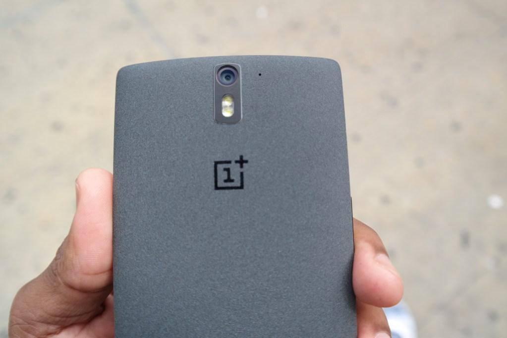 OnePlus One Sandstone 4