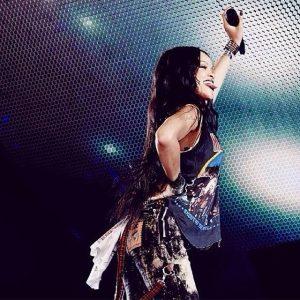 Rihanna X Eminem The Monster Tour