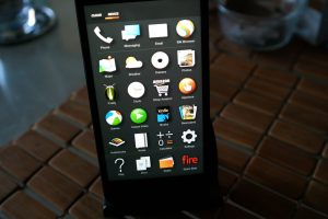 Amazon Fire Phone Sofware