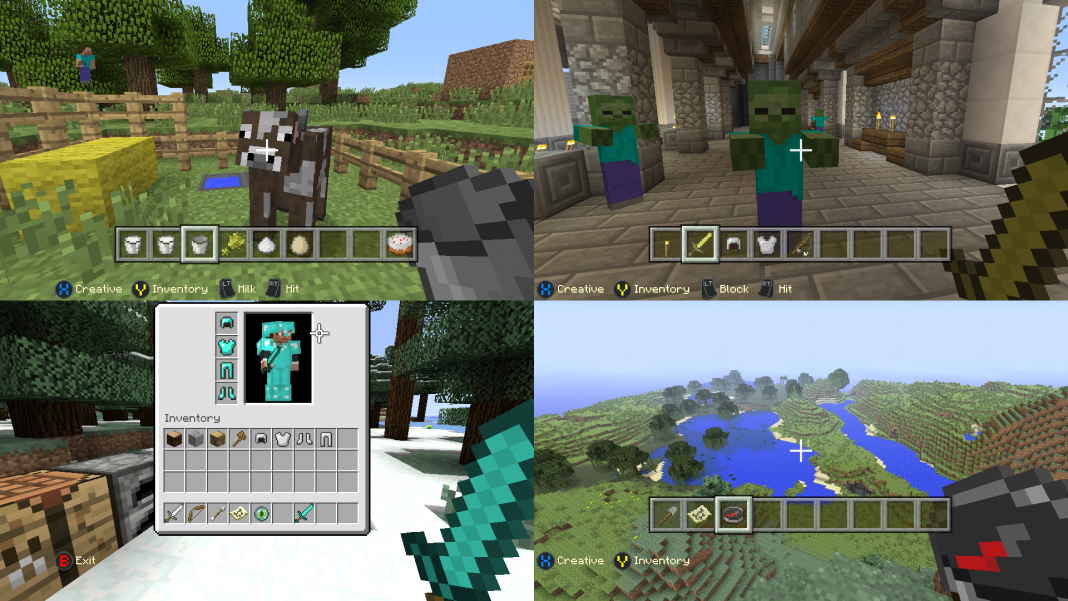 Minecraft Xbox One Edition Comes Out This Friday G Style