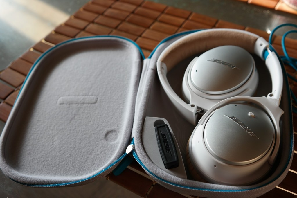 Bose QC 25 Carry Case