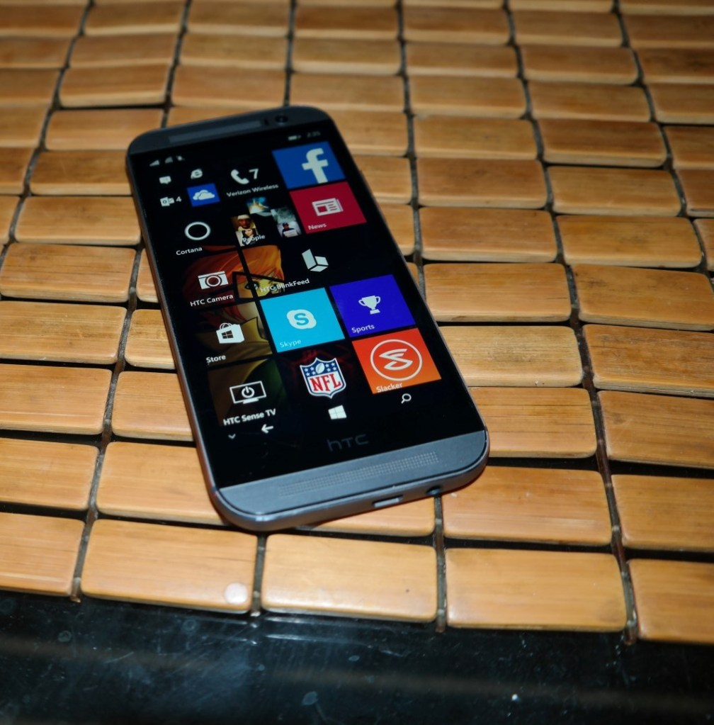 HTC One M8 for Windows Start