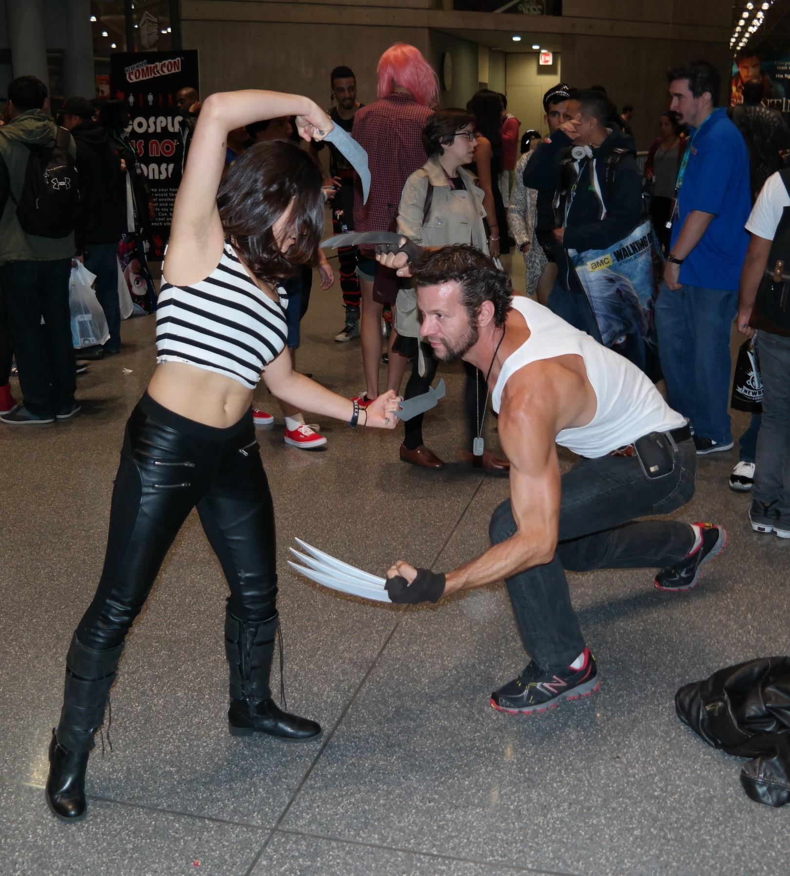 Wolverine, X-23