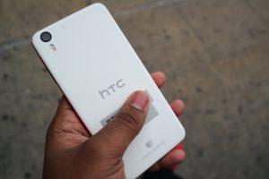 HTC Desire EYE back
