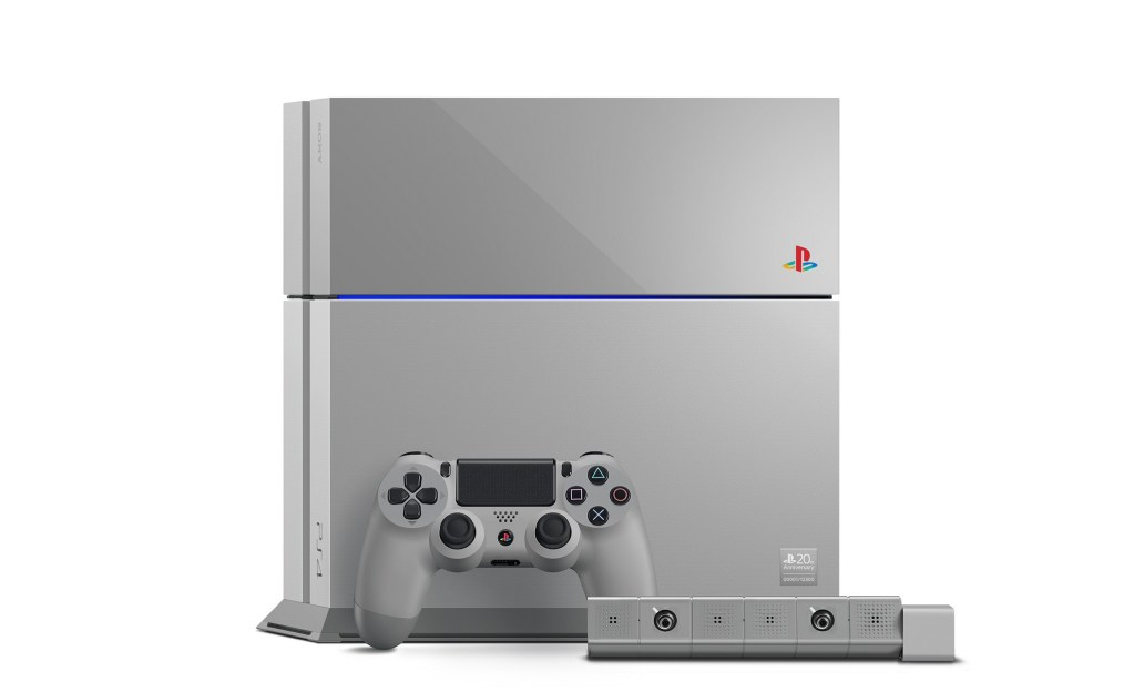 PS4 20th Anniversary Edition (3)