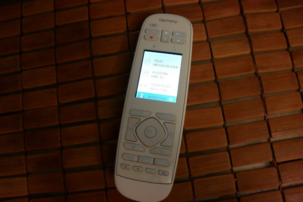 Logitech Harmony Ultimate Home Remote 2