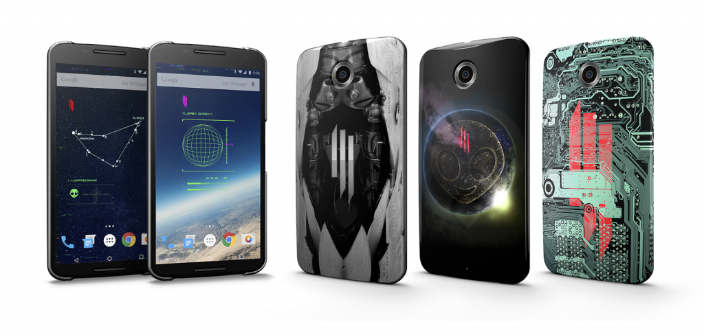 Google Skrillex Cases