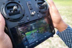 Yuneec Typhoon Q500 4K Drone Remote