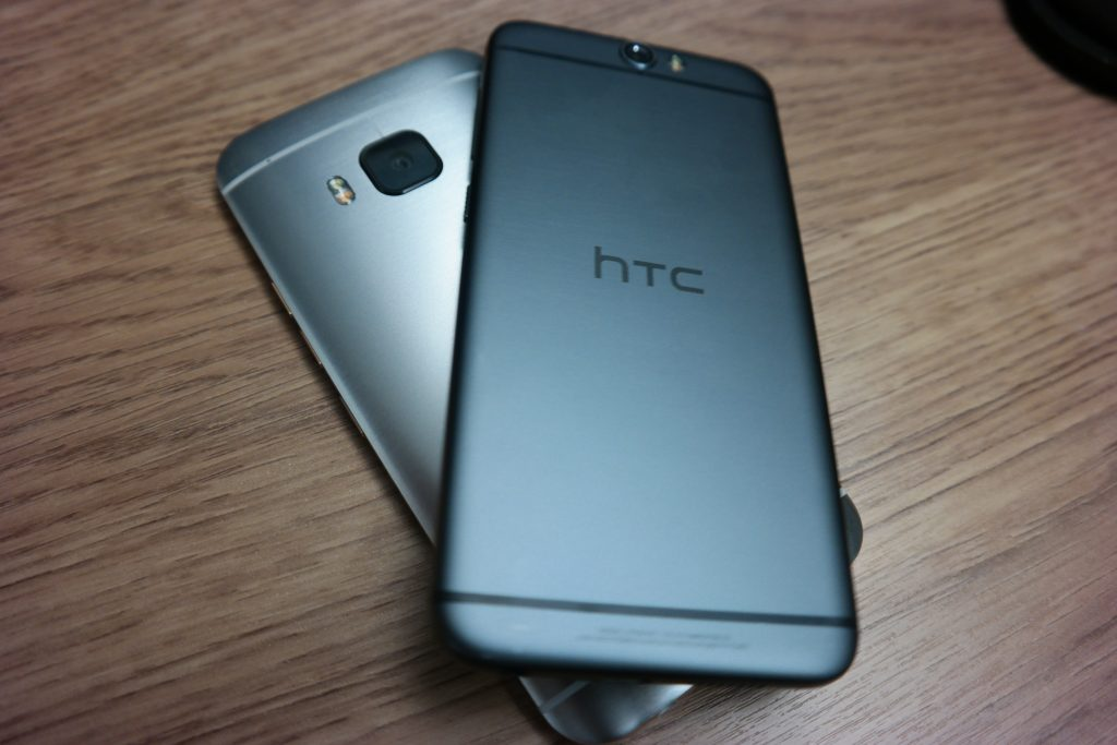 HTC One M9 A9 Back 2