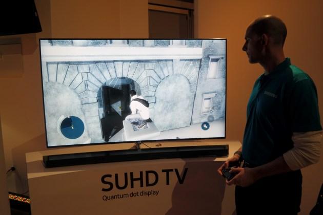 SAMSUNG TV PSN