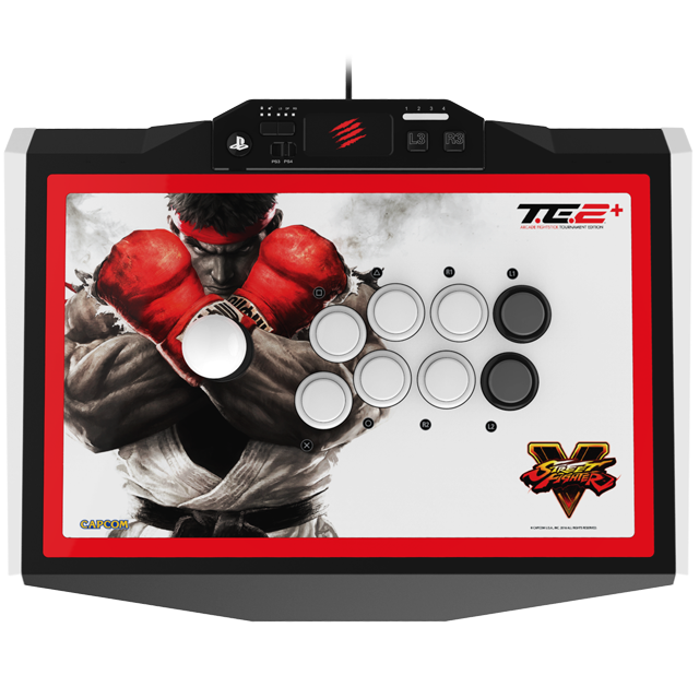 Street Fighter V Mad Catz Controllers (5)