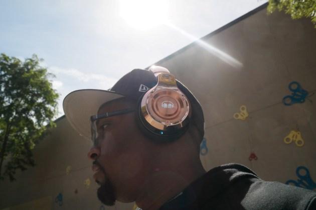 Monster 24K Headphones Rose Gold