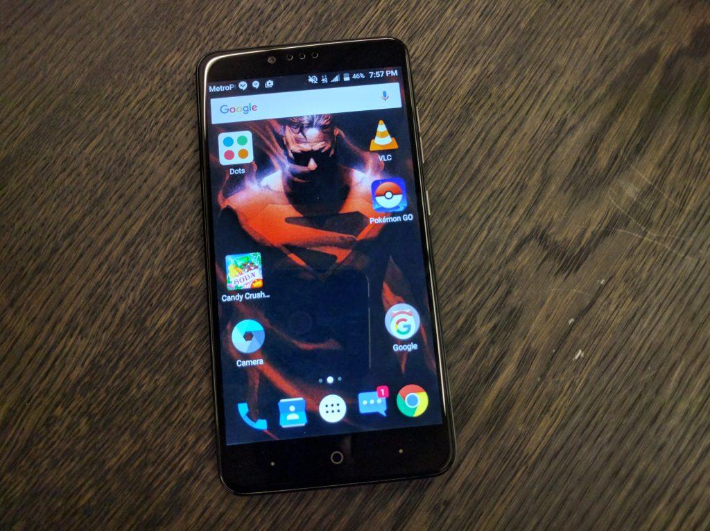 ZTE ZMax Pro Smartphone (9)