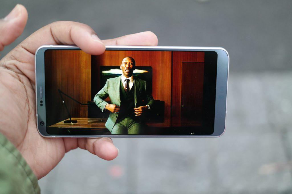 LG G6 - LGG6 - FullVision Display