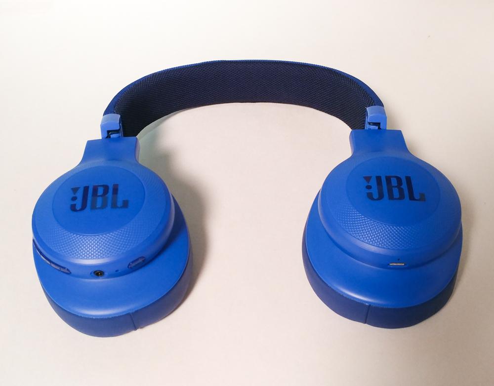 JBL E55BT Wireless Blue