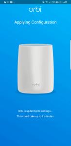 NETGEAR Orbi Mobile App