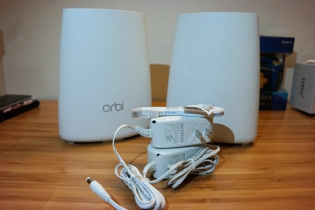 NETGEAR Orbi Home Wifi Wires