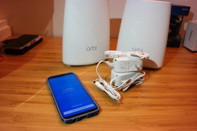 NETGEAR Orbi Home Wifi App