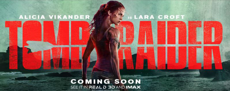 Tomb Raider Official Trailer 1 G Style Magazine